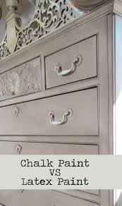 Chalk Paint On Metal Filing Cabinet Chalk Paint Vs Latex Paint On Furniture Chalk Paint Latex And