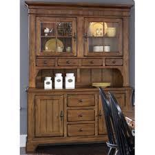 honey oak buffet hutch including home styles furniture liberty