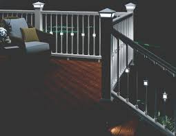 solar deck accent lights solar vs low voltage which option is best for me decking