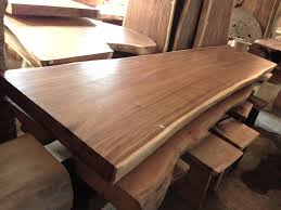 Acacia Table Acacia Table 350 Cm Bali Wood Slab
