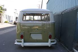 volkswagen minibus 1964 1967 cal look bus