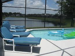 Outdoor Pool Furniture by Furniture Triple Floating Pool Lounge Chair On Wooden Deck With
