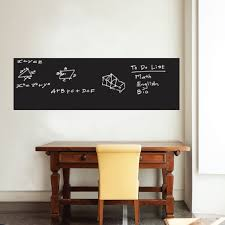 walplus 200x45 cm wall stickers uk blackboard removable self