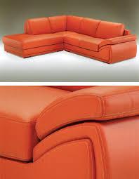 canapé d angle orange canapé d angle dima