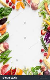 food background border frame flat lay stock photo 441653119