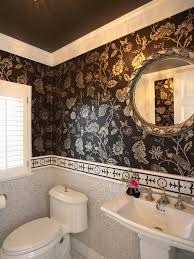 Small Bathroom Wallpaper Ideas Colors Paisley Wallpaper Design Pictures Remodel Decor And Ideas