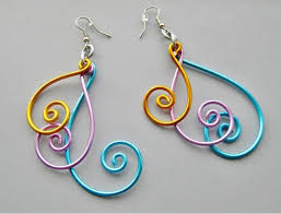 easy earrings easy wire earrings earrings 2 wire earrings wire