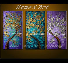 Home Decoration Paintings Aliexpress Com Buy Hand Made Modern Oil Painting Palette Knife