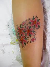44 stunning flower tattoos you u0027ll love these