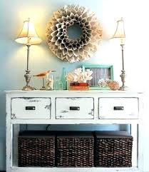 Entryway Table With Drawers Entryway Table With Storage Console Table Entryway Table