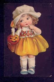 1937 best halloween postcards u0026 cards images on pinterest