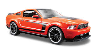 Mustang Boss 302 Black And Red Amazon Com Maisto 1 24 Scale Ford Mustang Boss 302 Diecast