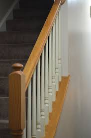 Restaining Banister Update A Bannister Create And Babble