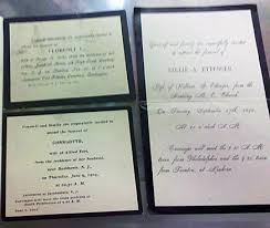 funeral invitation 19th century funeral invitations auction finds
