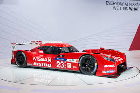nissan nismo race car nissan impresses at the chicago auto show simply real moms