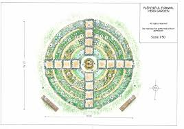 circular garden layout with garden layout amazing image 4 of 17