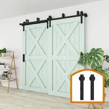 second kitchen cabinet doors for sale zekoo 10 ft sale bypass sliding barn door hardware steel track for wooden doors closet kitchen kit low ceiling