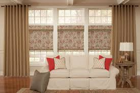 living room window treatments lafayette interior fashions
