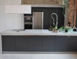 cuisine en beton le béton crée l ambiance dans ma cuisine