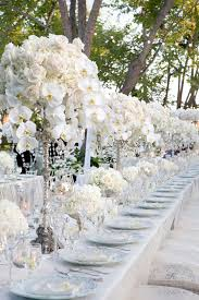 wedding flowers for tables brilliant white flower centerpieces for wedding flowers for table