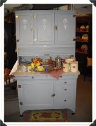 i sold a hoosier cabinet almost identical to this at the flea