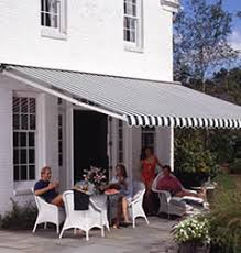 Hand Crank Retractable Awnings Retractable Awnings Manufacturer Eastern Awning