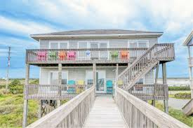 Beach Houses In Topsail Island Nc by North Topsail Beach Nc Vacation Rentals Access Realty