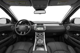 land rover evoque interior new 2017 land rover range rover evoque price photos reviews