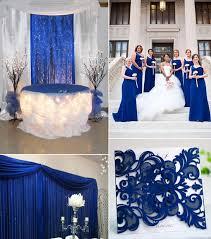 royal blue wedding royal blue and white wedding invitations set of 20 royal blue