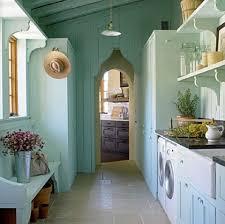Retro Laundry Room Decor Vintage Light Laundry Room Style Home Interiors