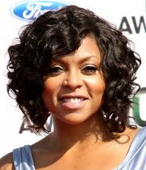 medium length concave hairstyles shoulder length tousled curly bob hairstyle