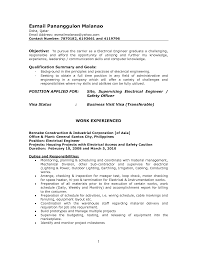Resume Examples Electrical Engineer Toulmin Model Research Paper Sample Administrative Assistant