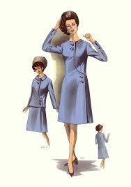 newest fashion styles for woman in their 60s 1962 1966 c20th pictures in mid 1960s fashion history