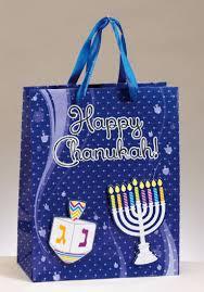chanukah gifts gift bag