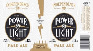 texas power and light company independence brewing launches 2nd can release power light