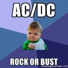 Acdc Meme - 12 best ac dc rock or bust tour images on pinterest ac dc rock