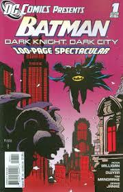 review dc comics presents batman dark knight dark city comic