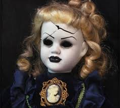 Scary Doll Halloween Costume 13 Scary Dolls Images Scary Dolls Creepy