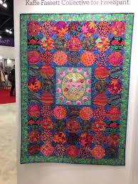 Kaffe Fassett Home Decor Fabric Quilt Festival Houston U2014 Fenwick Fabrics