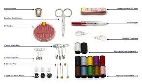 amazon com compact sewing kit for home travel camping