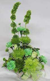 s day floral arrangements st patricks day floral arrangements st pat s carnation bouquet