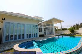 ultra modern beach house for sale in kao takieb hua hin
