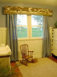 rustic window treatment would look good in ryne u0027s room he