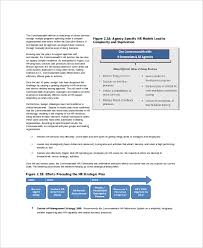 hr strategy template 15 strategy templates free sle exle format free