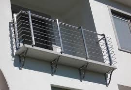 corrimano per esterno bruno acciai righiere e corrimano da esterno in acciaio inox
