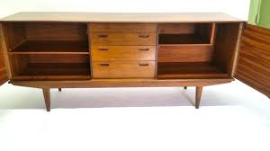 furniture cool mid century modern credenza for classic home
