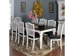 extension dining table and chairs sunny designs bourbon county 9 piece extension dining table set with