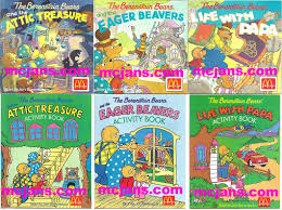 Berenstein Bears Books Which Me Messes You Up The Most Mandelaeffect