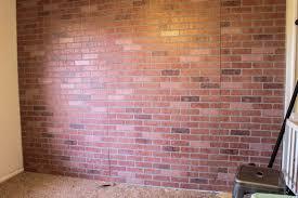 Home Depot Interior Wall Panels Fascinating Faux Brick Wall Panels Home Depot In Conjunction With