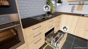 kitchen countertop design tool ikea brings kitchen design to virtual reality in new app curbed